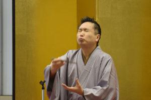 グヒ29回(三遊亭楽麻呂師匠)写真
